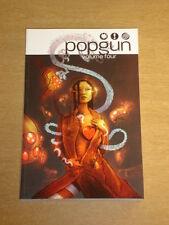 POPGUN VOL 4 IMAGE COMICS MICHAEL WOODS GRAPHIC NOVEL 9781607061885