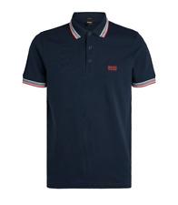 Hugo Boss Paddy Polo Shirt in Navy Blue, BNWT, RRP £75