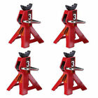 4X  Metal Jack Stands Repairing Tool For 1/10 Scale SCX10 RC4WD D90 TRX4 RC Car