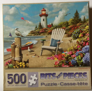 Bit And Pieces 500 Piece Daydream II Alan Giana Puzzle Sealed Box