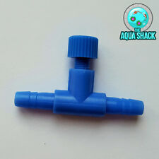 Air Line Regulator Control Valve for Air Pump - Aquarium 4mm 6mm Fish Pond Tank