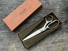 "VINTAGE GINGHER G-7PL Pinking Shears 7 1/2"" Original Box"