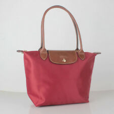 100% Authentic Longchamp Le Pliage Small Tote Bag Deep Red 2605089545