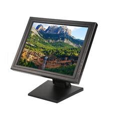 """Monitor touch screen 17"""" Risoluzione 1280 x 1024 Cavo segnale VGA / USB / CD-ROM"""