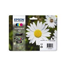 ORIGINALI EPSON T1806 BK C M Y PER Epson Expression Home XP-215 XP-413 XP-312