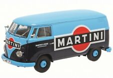 1 18 Schuco VW T1b Transporter Martini 1959-1963 Lightblue/blue