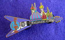 ATLANTIC CITY TRUMP TAJ MAHAL ROOFTOP GIBSON FLYING V GUITAR Hard Rock Cafe PIN
