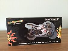 Minichamps Valentino Rossi Estoril 2009 1:12 Ltd Ed 5999