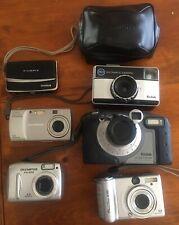 Camera Collection KODAK FUJIFILM CANON OLYMPUS