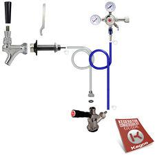 Kegco Kegerator Standard Conversion Kit Door Mount Draft Beer Sanke D Keg Tap