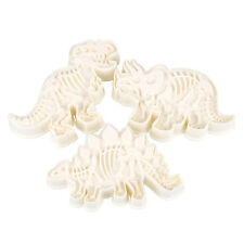 Dinosaur Shaped Cookie Biscuit Cutters Mold Home Bakeware Decorative Tools