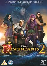 Disney Descendants 2 [DVD] New & Sealed