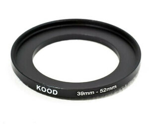 Stepping Ring 39-52mm 39mm to 52mm Step Up ring stepping Rings 39mm-52mm