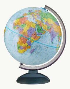 Replogle Traveler Desktop Globe, Blue