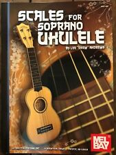 "Scales For Soprano Ukulele - By Lee ""Drew"" Andrews"