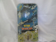 Vintage 1978 Star Worlds Marble Pinball Table Top oy Game  Stevens Mfg It Works