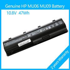 Genuine Original HP Pavilion MU06 CQ42 593553-001 593554-001 Battery DV6 CQ72 US