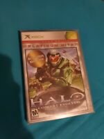 Halo: Combat Evolved (Xbox, 2001) Brand New Factory Sealed Platinum Hits
