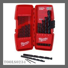Milwaukee Tools 48-89-2801 THUNDERBOLT® Black Oxide Drill Bit Set - 21 pc.