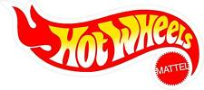 "#z2209 (1) 5"" Hot Wheels Decal Matchbox Cars Decal Sticker"