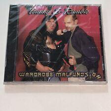 "Tommy & Rumble ""Wardrobe Malfunction"" Morning Radio Comedy CD FM99 WNOR OOP 2004"