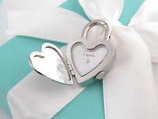 New Tiffany & Co Return To Heart Watch Padlock Charm Pendant 4 Necklace Bracelet
