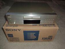 Sony cdp-x505es high-end reproductor de CD, champán, en OVP, 2 años de garantía