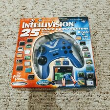 Intellivision Video Game System Plug & Play W/ 25 Built-In Games Tested Working
