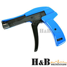 Heavy Duty Cable Tie Gun Automatic Tension  Cut Off  Width 2.4mm to 4.8mm T0082