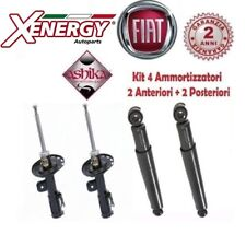 KIT 4 AMMORTIZZATORI PER FIAT PANDA (169) 4X4 1.3 MULTIJET - 1.2 NATURAL POWER