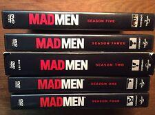 Mad Men - Staffel 1 2 3 4 5 [20 DVD]