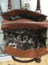 LEATHER HANDBAG 465