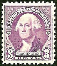 #720 us/usa 1932 stamp og mint nh mnh xf/superb gem