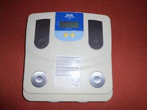 TANITA TBF-602 Boby Fat Monitor/Scale Personenwaage