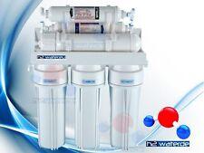 6 Stufige RO6 Umkehrosmoseanlage Wasserfilter Wasseraufbereitung Trinkwasser NEU