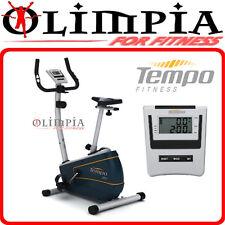 TEMPO - Cyclette Bike B901 - Resistenza MAGNETICA Volano 4.5kg - Portata 125KG