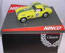 NINCO 50424 SLOT CAR AUSTIN HEALEY HARDTOP #27 LEMANS MB