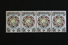 Timbre PAYS-BAS - Stamp NETHERLANDS - Yvert et Tellier n°1050 x 4 n** (Cyn15)