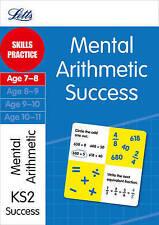 Calcolo mentale età 7-8: le abilità pratica (LETTS Key STAGE 2 successo), Paolo Bro