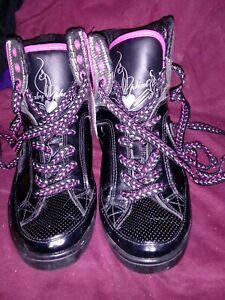 Details about  /New Baby Phat Stan BP Heather Purple White Sneaker Shoe Girls YOUTH