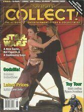 Tuff Stuff Collect magazine Star Wars Godzilla Toy tour Action figures History