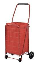 Sandusky Fsc3012 Folding Shopping Cart, 66 lbs Capacity 00004000