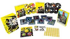 Persona 4: The Animation - Collector's Edition [Blu-ray + DVD, Anime, Region A]