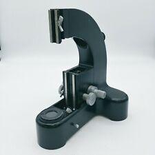 Leitz Microscope Ortholux Pol Stand Base Frame Focus Parts