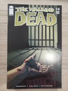 The Walking Dead #14 (2004) Image First Print Death Of Julie NM