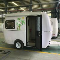 Small Caravan trailer, camper trailer-Other customized trailers Available