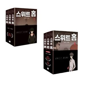 NETFLIX Original Sweet Home Vol.1~6 SET Korean Comics Webtoon  Manhwa Manga