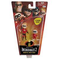 Disney Pixar Incredibles 2 Frozone Figure by Jakks Pacific 4-6 cm