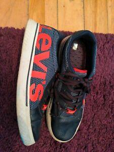 Levis trainers Size 6 Mens Shoes