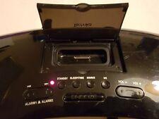 Technika iPod Dock Fm Radio Sound system SP129I Alarm Clock Aux In